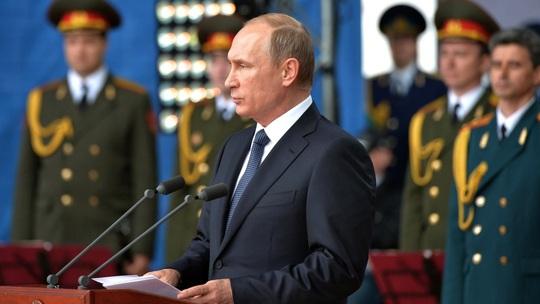 Tổng thống Putin công bố xây dựng Bộ chỉ huy chống tấn công hạt nhân nằm dưới hầm ngầm - Ảnh 1.