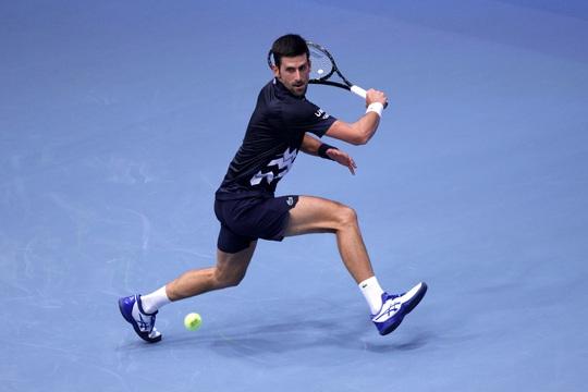 Novak Djokovic quyết san bằng kỷ lục ATP Finals - Ảnh 1.