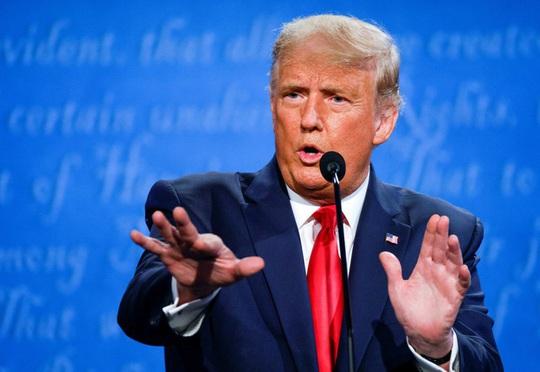 Bầu cử Mỹ: Ông Trump dự định phản đòn, Fox News nói thích cạnh tranh - Ảnh 1.