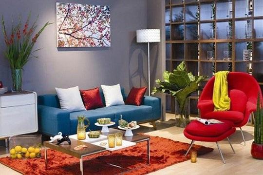 Trang trí nhà theo phong cách mùa thu - Ảnh 1.