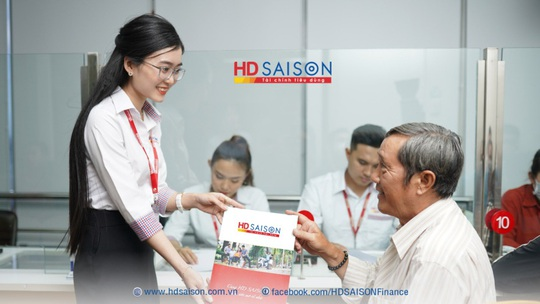 HD SAISON hỗ trợ thiết thực cho khách hàng bị ảnh hưởng bởi bão lũ - Ảnh 1.