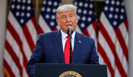 Ê kíp ông Biden tự tin thắng ở Georgia, Tổng thống Trump ám chỉ thua cuộc? - Ảnh 2.