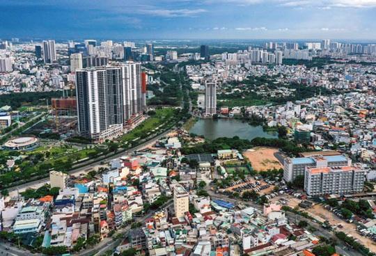 Bộ trưởng Lê Vĩnh Tân: Chính quyền đô thị TP HCM sẽ phát huy tính chủ động, sáng tạo - Ảnh 2.