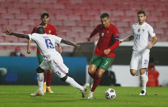 Trắng tay đại chiến với Pháp, Bồ Đào Nha thành cựu vương Nations League - Ảnh 1.