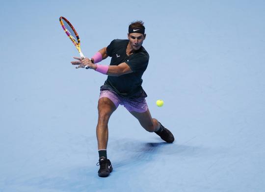 Rafael Nadal thắng dễ trận ra quân ATP Finals 2020 - Ảnh 2.
