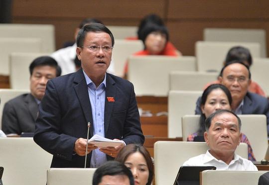 Nhiều đại biểu Quốc hội không đồng tình tách Luật Giao thông đường bộ, đề nghị lấy ý kiến - Ảnh 4.