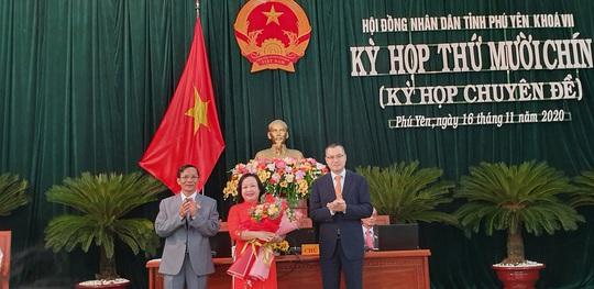 Phú Yên, Ninh Thuận có tân Chủ tịch UBND tỉnh - Ảnh 1.