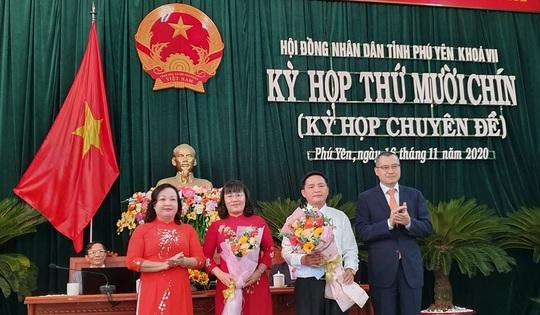 Phú Yên, Ninh Thuận có tân Chủ tịch UBND tỉnh - Ảnh 7.