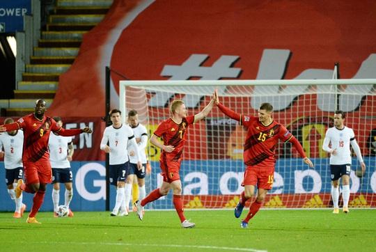 Tuyển Anh cúi đầu rời Nations League, Bỉ bay cao ngôi đầu bảng - Ảnh 6.