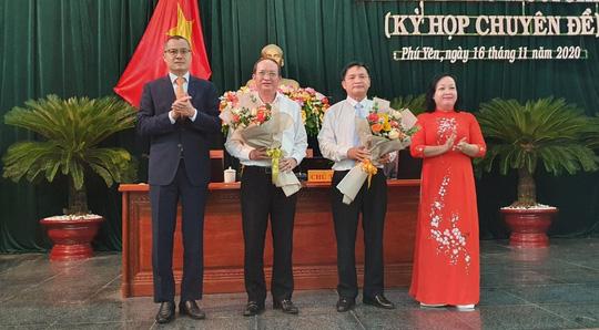 Phú Yên, Ninh Thuận có tân Chủ tịch UBND tỉnh - Ảnh 8.