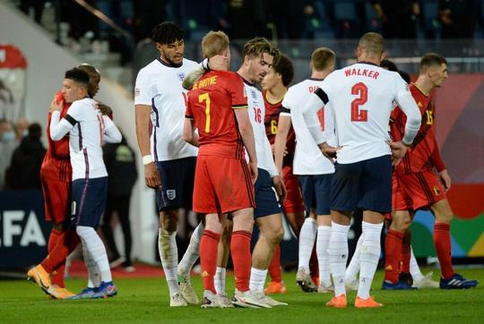 Tuyển Anh cúi đầu rời Nations League, Bỉ bay cao ngôi đầu bảng - Ảnh 7.