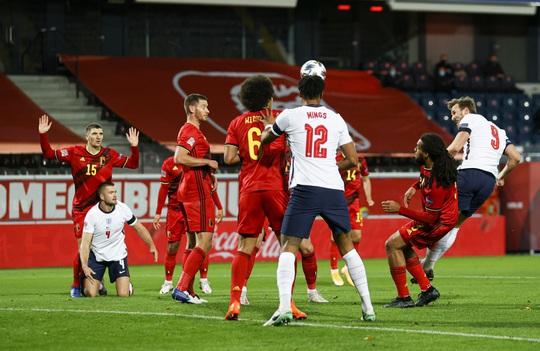Tuyển Anh cúi đầu rời Nations League, Bỉ bay cao ngôi đầu bảng - Ảnh 1.