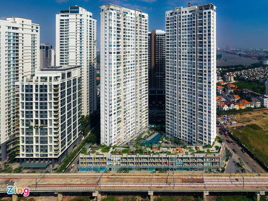 HoREA dự báo thị trường bất động sản phục hồi tích cực - Ảnh 1.