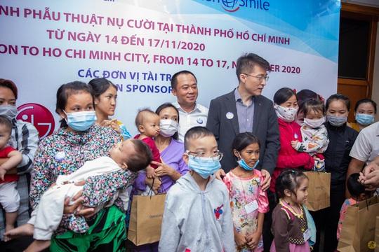 Điện Máy Xanh và LG trao 1,5 tỉ đồng cho Operation Smile, mang nụ cười trọn vẹn cho trẻ em hở hàm ếch - Ảnh 2.