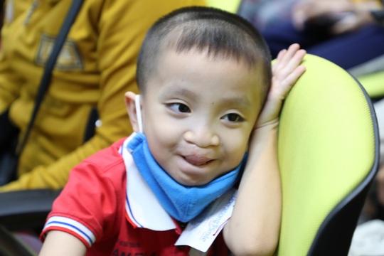 170 trẻ em dị tật hàm mặt tìm lại được nụ cười - Ảnh 4.