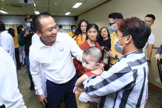 Điện Máy Xanh và LG trao 1,5 tỉ đồng cho Operation Smile, mang nụ cười trọn vẹn cho trẻ em hở hàm ếch - Ảnh 5.