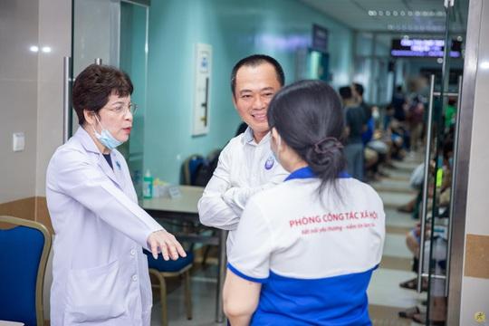 Điện Máy Xanh và LG trao 1,5 tỉ đồng cho Operation Smile, mang nụ cười trọn vẹn cho trẻ em hở hàm ếch - Ảnh 6.
