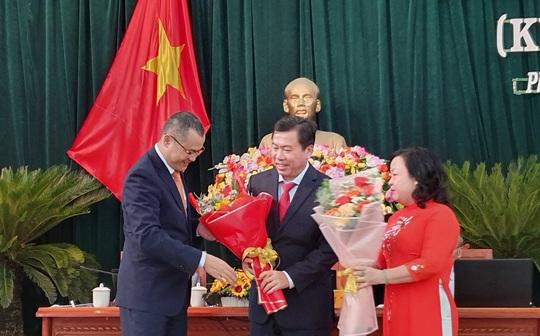 Phú Yên, Ninh Thuận có tân Chủ tịch UBND tỉnh - Ảnh 5.