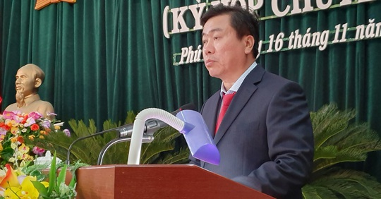 Phú Yên, Ninh Thuận có tân Chủ tịch UBND tỉnh - Ảnh 3.