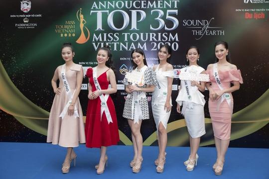 Top 32 thí sinh vào bán kết và chung kết Miss Tourism Vietnam 2020 - Ảnh 2.