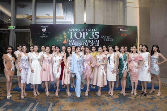 Top 32 thí sinh vào bán kết và chung kết Miss Tourism Vietnam 2020 - Ảnh 1.