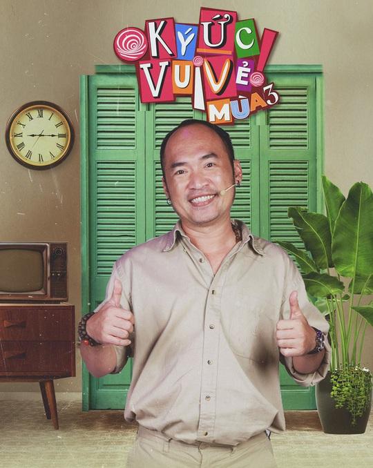 MC Lại Văn Sâm từng từ chối dẫn chương trình Ký ức vui vẻ mùa 3 - Ảnh 3.