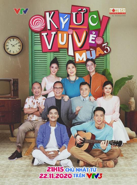 MC Lại Văn Sâm nói về chương trình hiếm hoi gắn kết nhiều thế hệ trong gia đình - Ảnh 1.