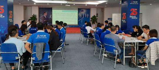 NCB chú trọng công tác đào tạo, nâng cao chuyên môn cho người lao động - Ảnh 2.