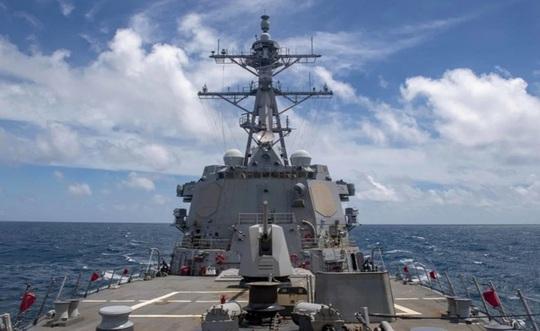 Mỹ cải tiến Tomahawk thành tên lửa chống hạm trên Thái Bình Dương - Ảnh 2.