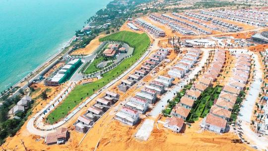 NovaHills Mui Ne Resort & Villas sắp bàn giao biệt thự cho khách hàng - Ảnh 1.