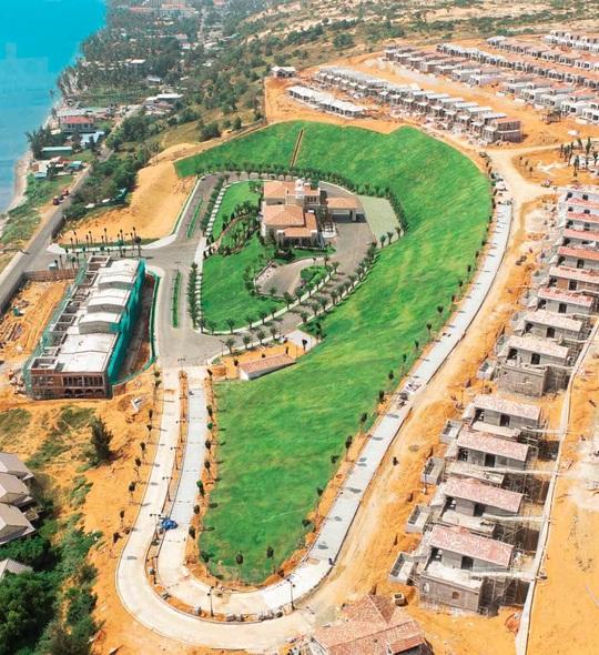 NovaHills Mui Ne Resort & Villas sắp bàn giao biệt thự cho khách hàng - Ảnh 2.