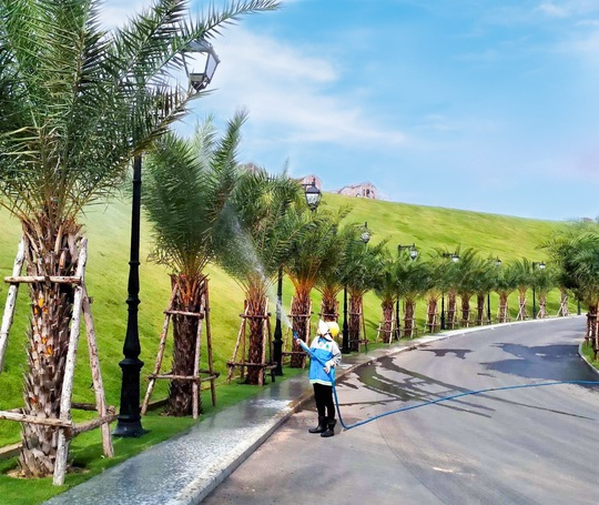 NovaHills Mui Ne Resort & Villas sắp bàn giao biệt thự cho khách hàng - Ảnh 4.
