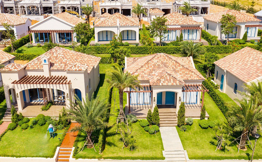 NovaHills Mui Ne Resort & Villas sắp bàn giao biệt thự cho khách hàng - Ảnh 7.