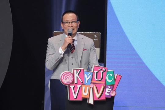 MC Lại Văn Sâm từng từ chối dẫn chương trình Ký ức vui vẻ mùa 3 - Ảnh 1.
