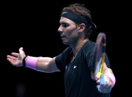 Rafael Nadal bất ngờ thất bại ở vòng 2 ATP Finals 2020 - Ảnh 5.