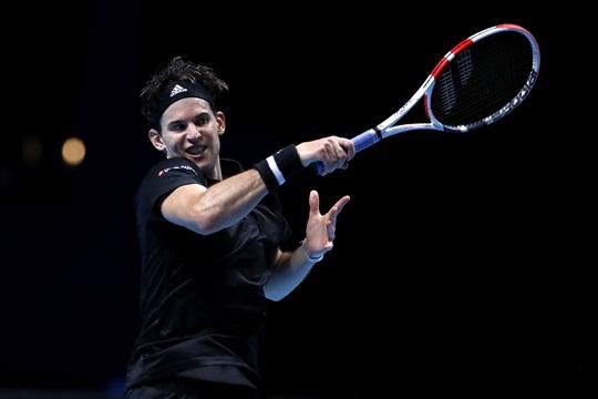 Rafael Nadal bất ngờ thất bại ở vòng 2 ATP Finals 2020 - Ảnh 1.
