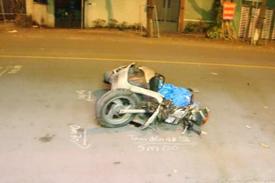 Bình Dương: Truy tìm tài xế ô tô bỏ trốn sau khi gây tai nạn - Ảnh 2.