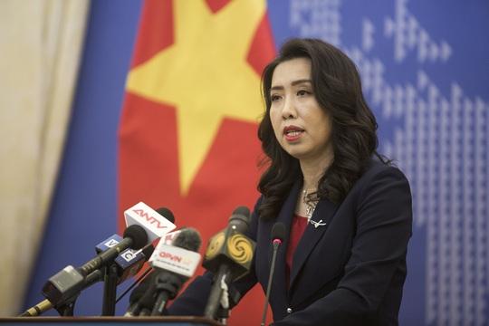 Bộ Ngoại giao lên tiếng về thông tin quan hệ Việt Nam-Campuchia bị ảnh hưởng do Trung Quốc - Ảnh 1.