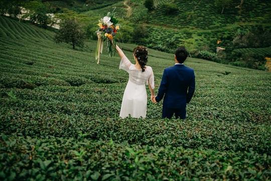 Studio chụp ảnh cưới tại Đà Lạt đẹp nhất - bắt trọn khoảnh khắc hạnh phúc cùng Amie De Charme - Ảnh 1.