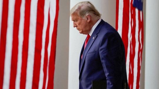 Tổng thống Trump có thể xoay chuyển cục diện? - Ảnh 1.