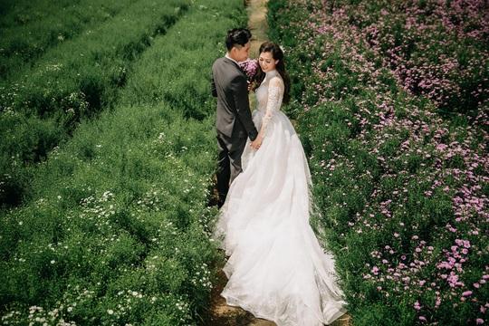 Studio chụp ảnh cưới tại Đà Lạt đẹp nhất - bắt trọn khoảnh khắc hạnh phúc cùng Amie De Charme - Ảnh 3.