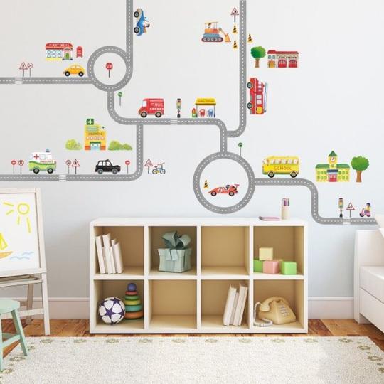 Mê mẩn với những mẫu phòng dành cho bé đầy sáng tạo - Ảnh 5.