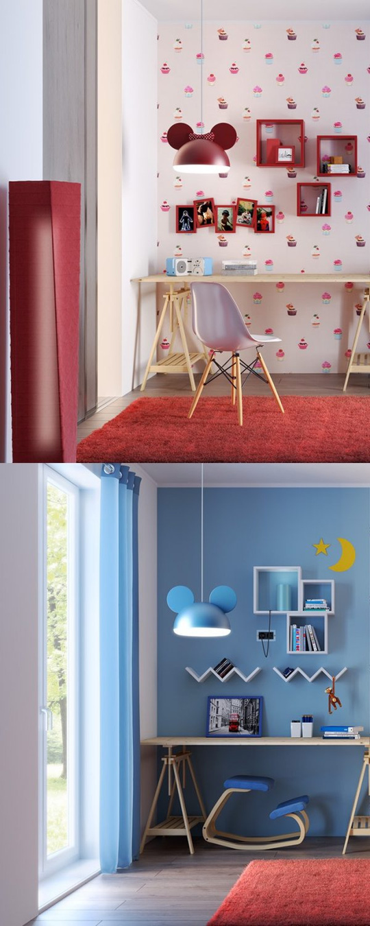 Mê mẩn với những mẫu phòng dành cho bé đầy sáng tạo - Ảnh 6.