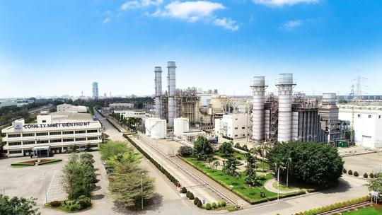Nhiệt điện Phú Mỹ đạt sản lượng điện cao chưa từng có - Ảnh 1.