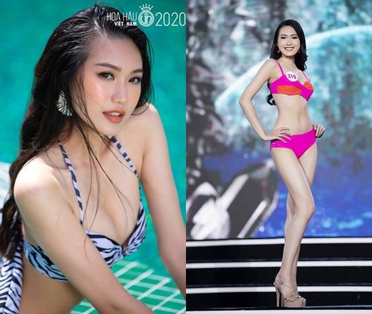 Cận cảnh ứng viên Hoa hậu Việt Nam 2020 - Ảnh 2.