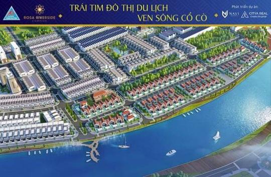 Phân khúc biệt thự nghỉ dưỡng ven sông Cổ Cò, Quảng Nam hút khách dịp cuối năm - Ảnh 1.