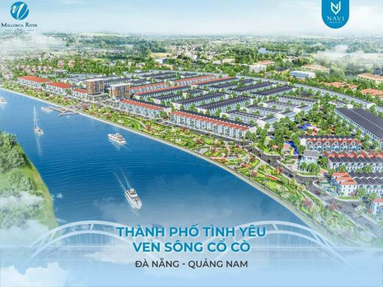 Phân khúc biệt thự nghỉ dưỡng ven sông Cổ Cò, Quảng Nam hút khách dịp cuối năm - Ảnh 4.