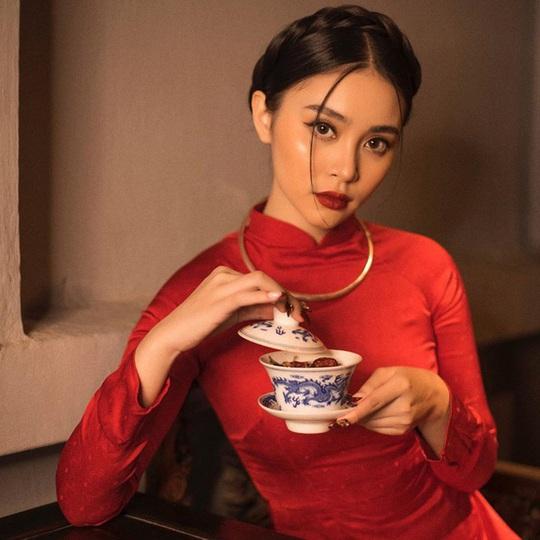 Cận cảnh ứng viên Hoa hậu Việt Nam 2020 - Ảnh 17.