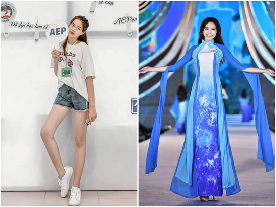 Cận cảnh ứng viên Hoa hậu Việt Nam 2020 - Ảnh 23.