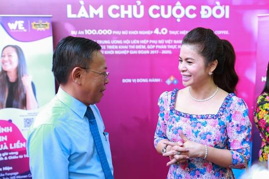 TNI KING COFFEE sẽ hỗ trợ 100.000 phụ nữ khởi nghiệp - Ảnh 2.